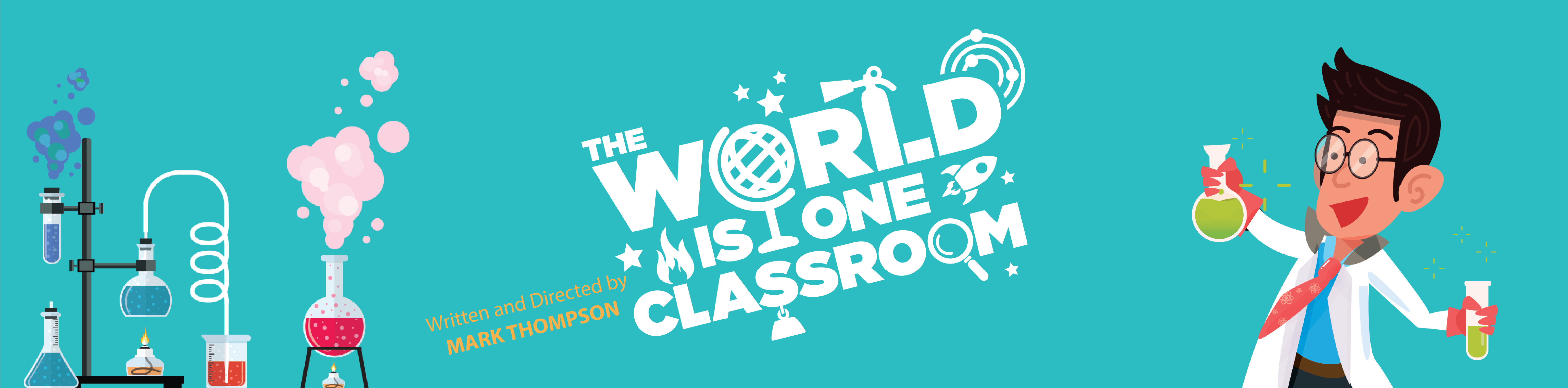 Ministry of Science Live: The World is One Classroom