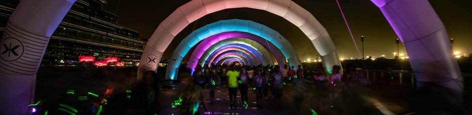Electric Run Sharjah